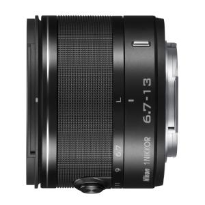 1 NIKKOR VR 6.7-13mm F3.5-5.6 ブラック