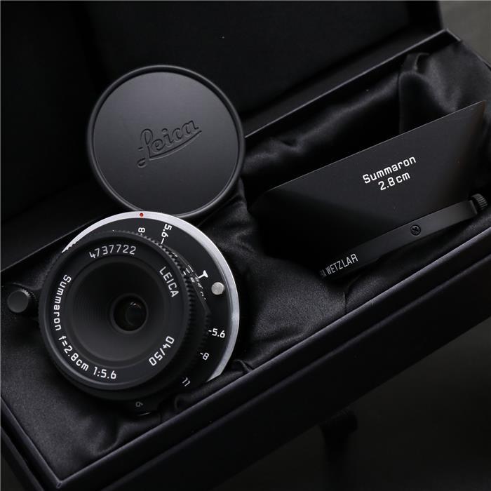 ズマロン M28mm F5.6 Limited Edition