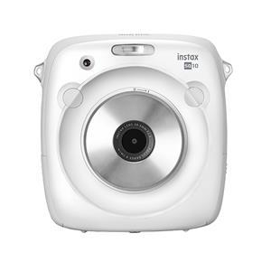 FUJIFILM (フジフイルム) ハイブリッドインスタントカメラ instax SQUARE SQ10 チェキスクエア ホワイト メイン