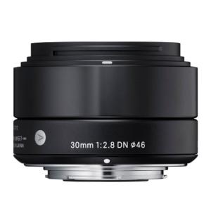 A 30mm F2.8 DN (ソニーE用) ブラック