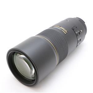 Ai AF-S Nikkor 300mm F4D IF-ED ブラック