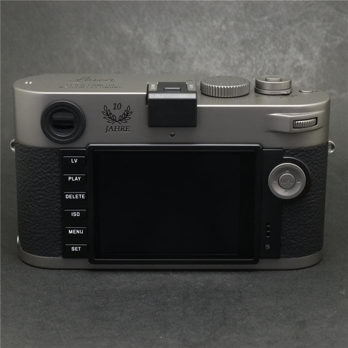 M-P(Typ240) チタン Leica Store Ginza 10th Anniv.
