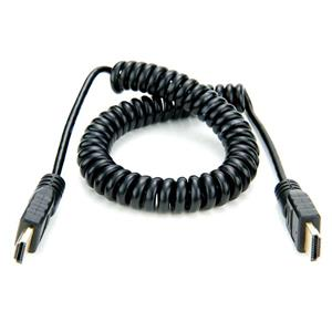 1 x coiled full HDMI to full HDMI Cable (50cm-65cm)