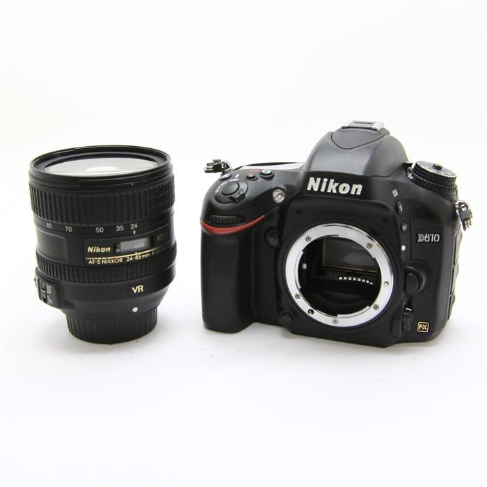 D610 24-85 VR レンズキット