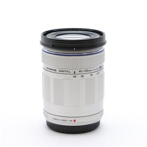 M.ZUIKO DIGITAL ED 40-150mm F4.0-5.6 シルバー