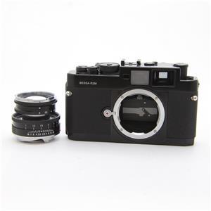 BESSA-R2M/HELIAR classic 50mmF2.0セット ブラック