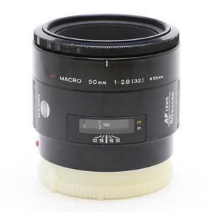 AF 50mm F2.8 MACRO