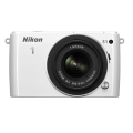 Nikon (ニコン) Nikon 1 S1 標準ズームレンズキット ホワイト
