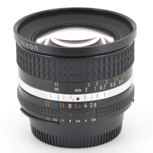 NikonAi-S Nikkor 20mm F2.8|中古/良品|マップカメラ(中古,新品,買取,下取,委託)