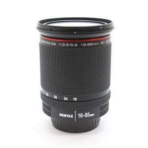 HD DA16-85mm F3.5-5.6ED DC WR