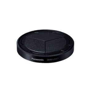 Panasonic (パナソニック) 自動開閉レンズキャップ DMW-LFAC1-K ブラック メイン