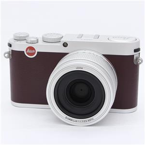 Leica (ライカ) X(Typ113) マルーン メイン