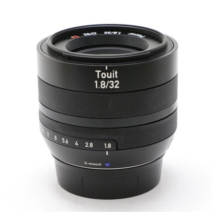 Touit 32mm F1.8(フジフイルムX用)