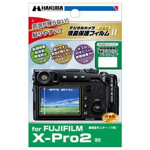 FUJIFILM X-Pro2専用 液晶保護フィルムMarkII