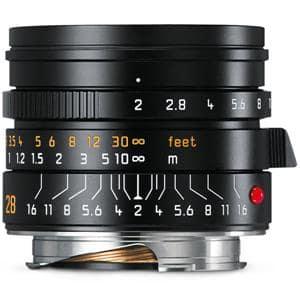 ズミクロン M28mm F2.0 ASPH. ブラック