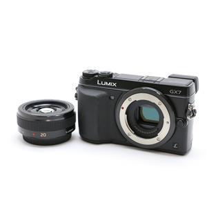 LUMIX DMC-GX7C レンズキット ブラック