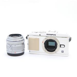 PEN E-P3 レンズキット ホワイト