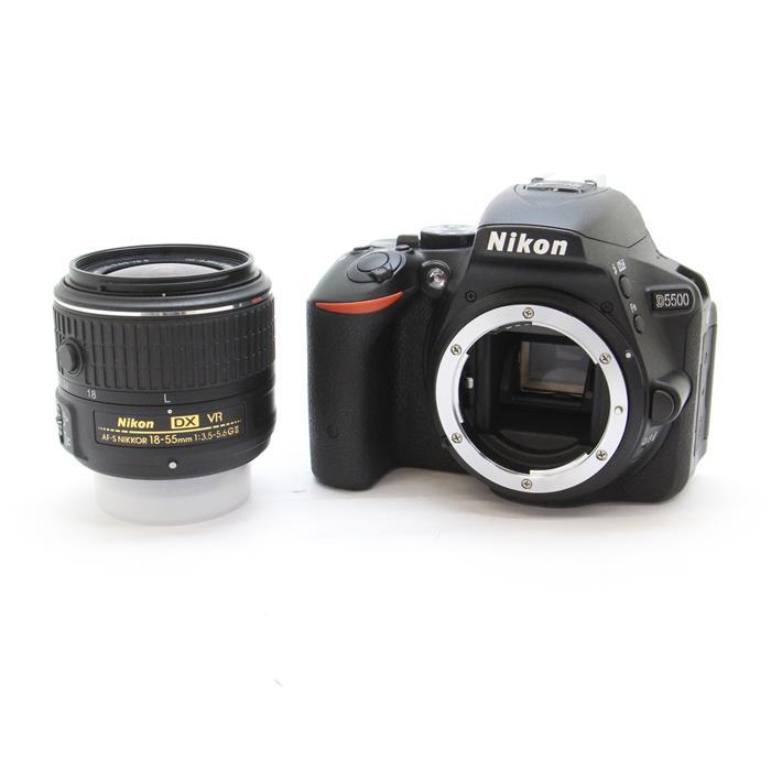 D5500 18-55 VR II レンズキット