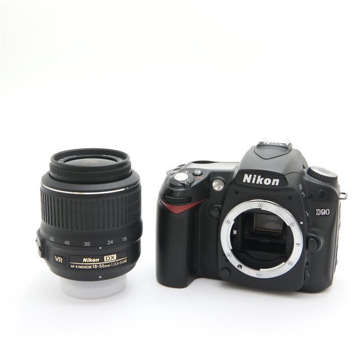 D90 AF-S DX 18-55G VR レンズキット