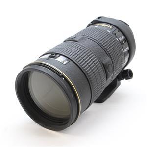 AF-S ED 80-200mm F2.8 D ブラック