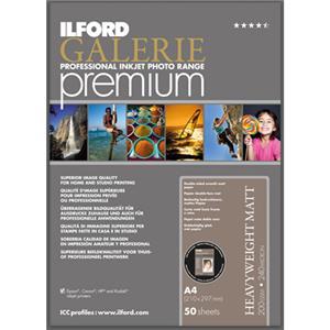Galerie Premium Heavyweight Matt A4 50枚