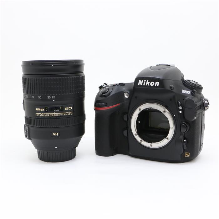 D800 28-300 VR レンズキット