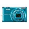 Nikon (ニコン) COOLPIX S6500 アクアブルー