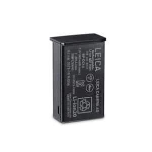 Leica (ライカ) リチウムイオンバッテリー BP-DC13 ブラック メイン