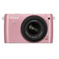 Nikon (ニコン) Nikon 1 S1 標準ズームレンズキット ピンク