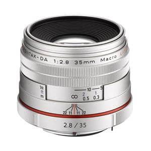 HD DA35mm F2.8 Macro Limited シルバー