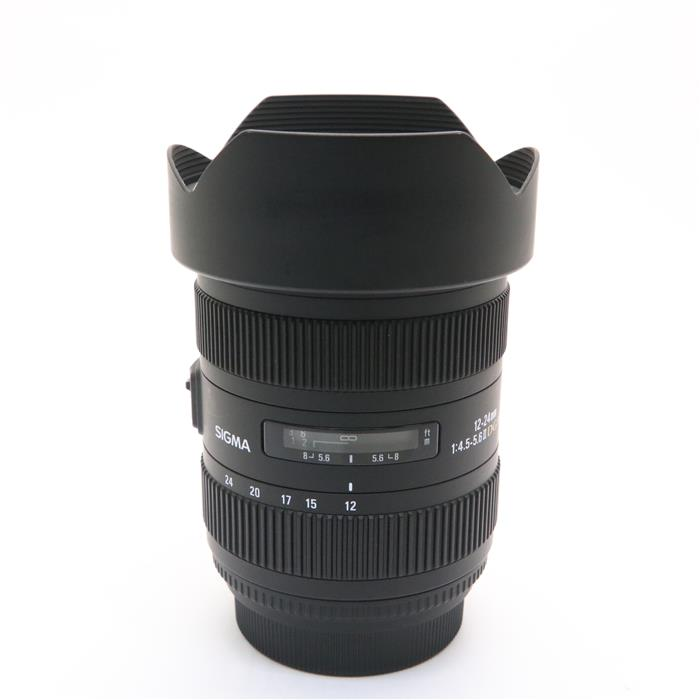 中古 Sigma シグマ 12 24mm F4 5 5 6 Ii Ex Dg Hsm ソニーa用 商品id 詳細ページ デジタルカメラ ミラーレスカメラ 交換レンズの総合サイト マップカメラ