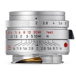 ズミクロン M35mm F2.0 ASPH. シルバー