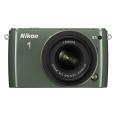 Nikon (ニコン) Nikon 1 S1 標準ズームレンズキット カーキ