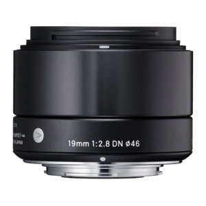A 19mm F2.8 DN (ソニーE用) ブラック