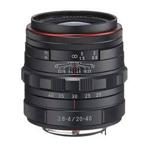HD DA20-40mm F2.8-4ED Limited DC WR ブラック
