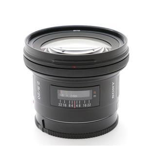 20mm F2.8 SAL20F28