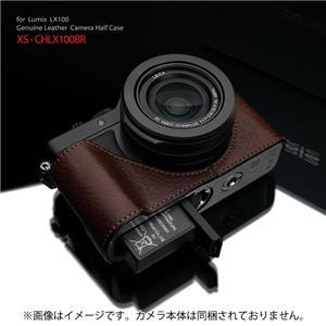 パナソニック LX100用ケース XS-CHLX100BR ブラウン
