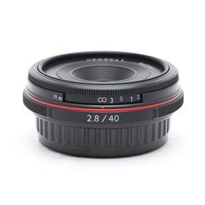 HD DA40mm F2.8 Limited ブラック