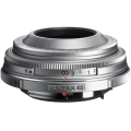 PENTAX (ペンタックス) DA40mm F2.8 Limited Silver