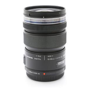 M.ZUIKO DIGITAL ED 12-50mm F3.5-6.3 EZ ブラック