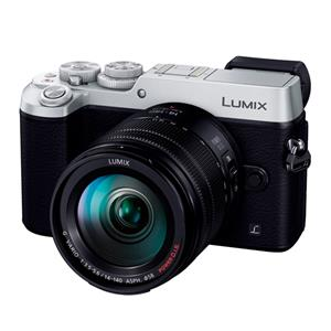 LUMIX DMC-GX8H 高倍率ズームレンズキット シルバー