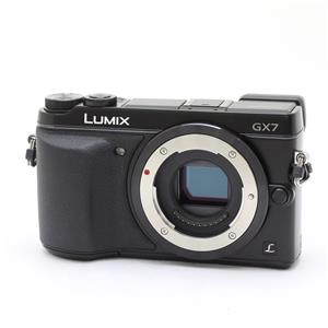 LUMIX DMC-GX7 ブラック
