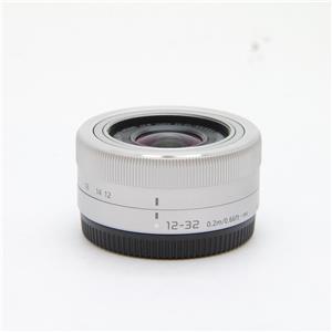 LUMIX G VARIO12-32mm F3.5-5.6 ASPH. MEGA O.I.S. H-FS12032 シルバー