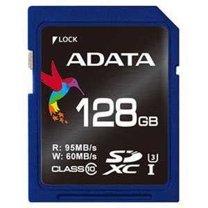 Premier Pro SDXCカード UHS-I U3 Class10 R/W:95/60 128GB ASDX128GUI3CL10-R
