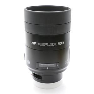 AF 500mm F8 REFLEX