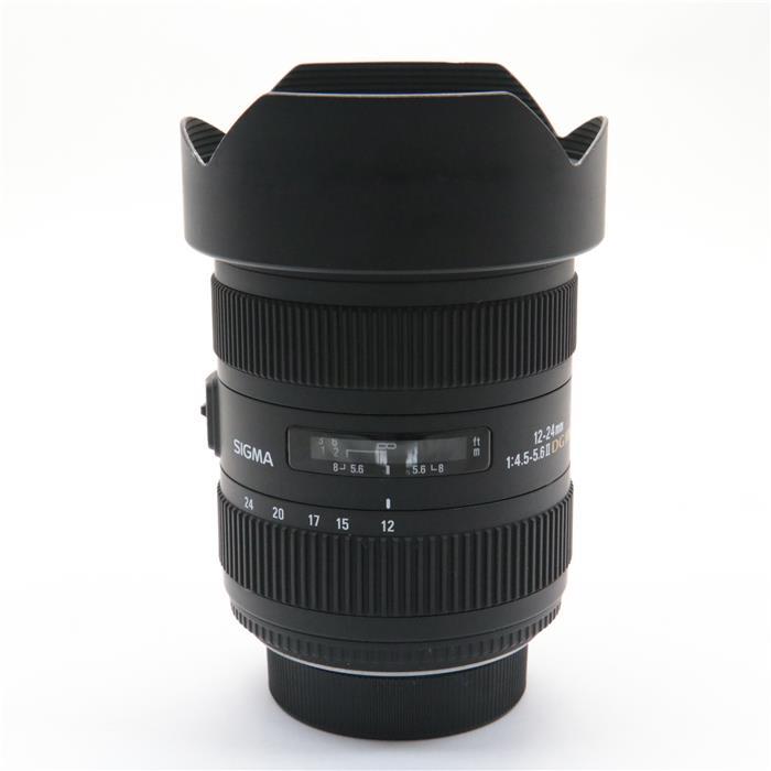 12-24mm F4.5-5.6 II DG HSM(ニコン用)
