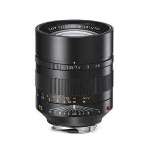 Leica (ライカ) ノクティルックス M75mm F1.25 ASPH. メイン