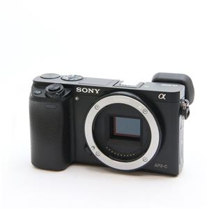 α6000ボディ ILCE-6000 B ブラック