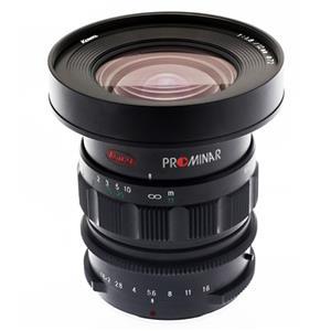 PROMINAR 12mm F1.8(マイクロフォーサーズ用) ブラック