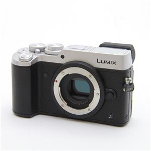 LUMIX DMC-GX8 ボディ シルバー